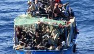 موضوع حول ظاهرة الهجرة