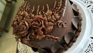طريقة عمل تورتة موس الشوكولاتة