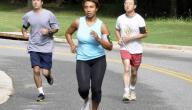 كيف اتنفس اثناء الجري