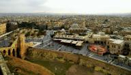 أكبر مدينة في سوريا