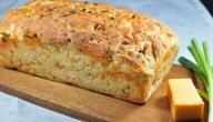 طريقة عمل خبز بالجبن