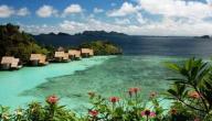 كم عدد الجزر في إندونيسيا
