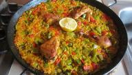 طريقة تحضير الأرز بالدجاج على الطريقة المغربية