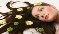 طريقة لإزالة رائحة الثوم من الشعر