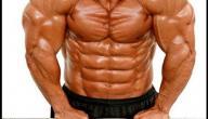 كيف اقوي عضلات البطن