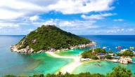 جزيرة كوه ساموي التايلندية