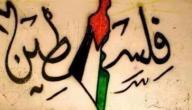 مقالة عن فلسطين