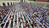 الصلوات وعدد ركعاتها