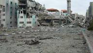 موضوع عن أثر الحروب في تدمير البيئة