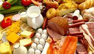 بعض فوائد الغذاء