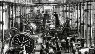 مظاهر الثورة الصناعية