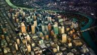مدن كندا الرئيسية