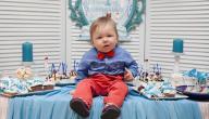 أفكار لعيد ميلاد طفل عمره سنة