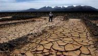 التصحر ظاهرة أقلقت المهتمين بالبيئة