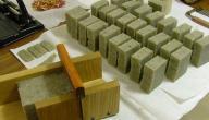 صناعة صابون زيت الزيتون