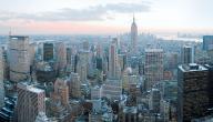 مساحة مدينة نيويورك