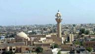 مدينة تكريت في العراق
