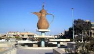 مساحة محافظة الرقة