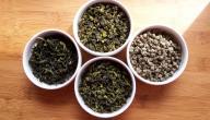 ما مضار الشاي الاخضر