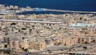 مدينة درنة الليبية