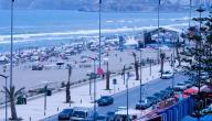 مدينة السعيدية في المغرب