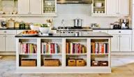 طرق ترتيب المطبخ الصغير
