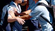 مظاهر العنف المدرسي