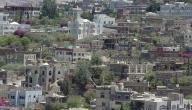 مدينة تعز في اليمن