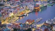 مدينة بيرغن النرويجية