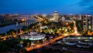 مدينة الخرطوم عاصمة السودان