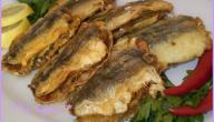 أطباق سمك السردين