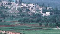 مدن وقرى فلسطين