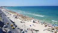 مدن تونس السياحية