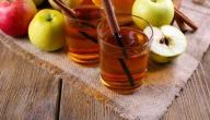 صنع خل التفاح في المنزل