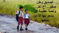 أجمل الكلام عن الصداقة الحقيقية