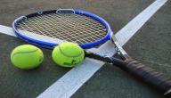 قوانين كرة التنس