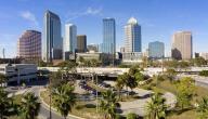 مدينة تامبا في فلوريدا