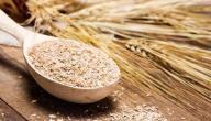 فوائد القمح المحمص