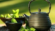 فوائد الشاي الأخضر للقولون