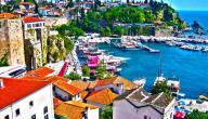 جزيرة أنطاليا التركية