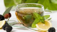 هل يوجد كافيين في الشاي الأخضر