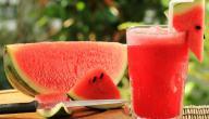 فوائد البطيخ للحامل في الشهر التاسع