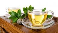 هل يضر الشاي الأخضر الحامل