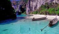 جزيرة كرابي التايلاندية