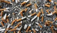 دراسات عن التدخين