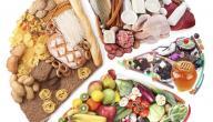 ما معنى نظام غذائي
