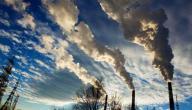 حلول التلوث الهوائي