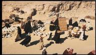 ما هو اشهر اسواق العرب القديمه