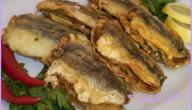 وصفات سمك السردين