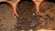 خصائص التربة الطينية